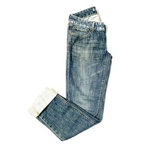 Express Jeans Zelda Skinny Blue Jeans-Size 4R